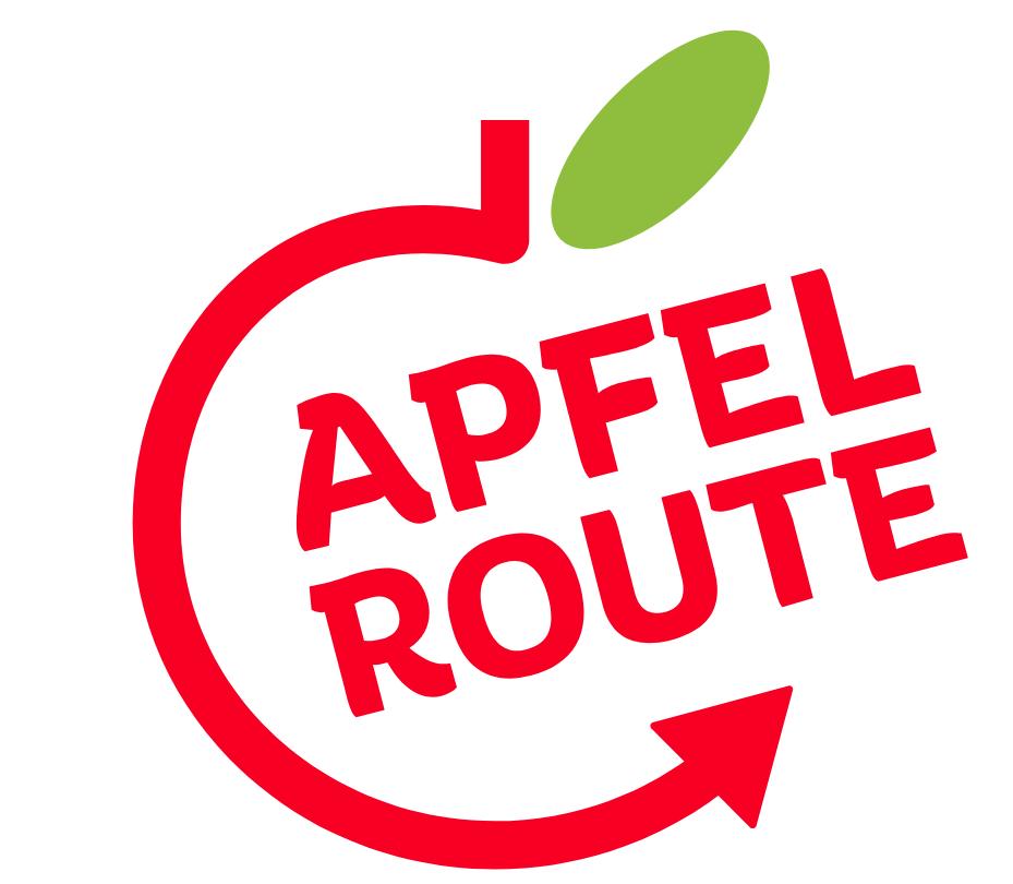 Rheinische Apfelroute Logo